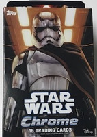 2016 Topps Chrome Star Wars The Force Awakens (Hanger Pack)