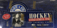 1997-98 Leaf International US-European ED (Hobby) Hockey