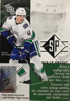 2018-19 Upper Deck SP (Blaster) Hockey