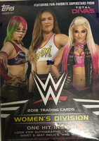2018 Topps WWE Womens Diva Division Wrestling (Blaster)