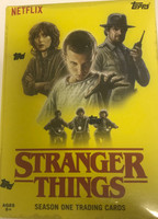 2018 Topps Stranger Things (Blaster)
