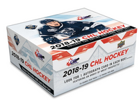 2018-19 Upper Deck CHL (Hobby) Hockey