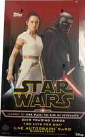 2019 Topps Star Wars Journey To The Rise of Skywalker (Hobby)