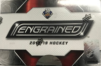 2018-19 Upper Deck Engrained (Hobby) Hockey