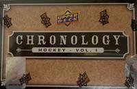 2018-19 Upper Deck Chronology Vol 1 (Hobby) Hockey