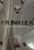2018-19 Upper Deck Premier (Hobby) Hockey