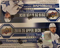 2019-20 Upper Deck Series 2 (Retail) Hockey