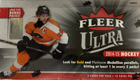 2014-15 Upper Deck Fleer Ultra (Hobby) Hockey