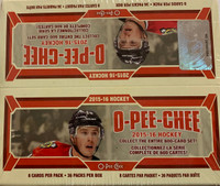 2015-16 Upper Deck O Pee Chee (Retail) Hockey