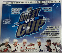 2003-04 Pacific Quest For the Cup (Retail) Hockey