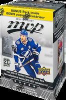 2018-19 Upper Deck MVP (Blaster) Hockey