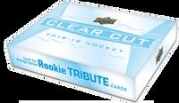 2018-19 Upper Deck Clear Cut (Hobby) Hockey
