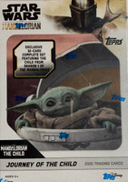 2020 Topps Star Wars Mandalorian Journey of the Child (Blaster)