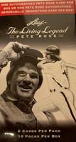 2012 Leaf The Living Legend Pete Rose (Blaster) Baseball