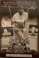 2016 Leaf Babe Ruth Collection (Blaster) Baseball