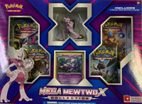 Mega Mewtwo X Box Gift Set Pokemon