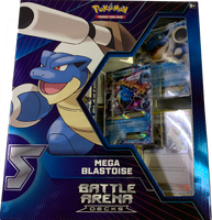 Mega Blastoise Battle Arena Deck Pokemon