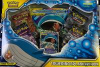 Towering Splash GX Box Pokemon