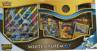 Dragon Majesty - White Kyurem GX Pokemon