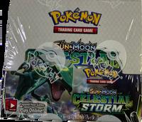 Sun & Moon SM7 Celestial Storm Booster Box Pokemon