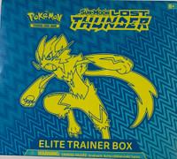 Sun & Moon SM8 Lost Thunder Elite Trainer Box (1st) Pokemon