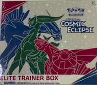 Sun & Moon SM12 Cosmic Eclipse Elite Trainer Box Pokemon