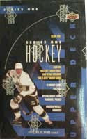1993-94 Upper Deck Series 1 (Retail) Hockey