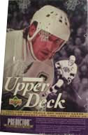 1995-96 Upper Deck Series 1 (Retail) Hockey