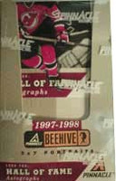 1997-98 Pinnacle Bee Hive Hockey