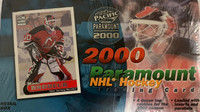 1999-00 Pacific Paramount (Retail) Hockey