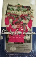 1999-00 Upper Deck MVP Stanley Cup Edition Hockey