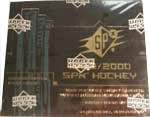 1999-00 Upper Deck SPX Hockey