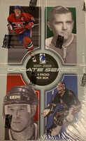 2001-02 Be A Player Memorabilia Update Hockey