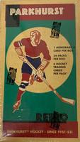 2002-03 Be A Player Parkhurst Retro (Hobby) Hockey