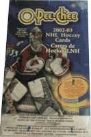 2002-03 O Pee Chee (Hobby) Hockey