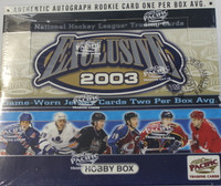 2002-03 Pacific Exclusive (Hobby) Hockey