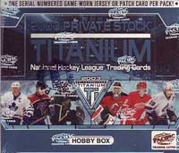 2002-03 Pacific Titanium Private Stock Hockey