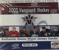 2002-03 Pacific Vanguard (Retail) Hockey