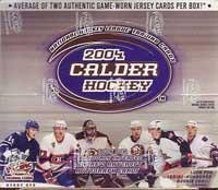 2003-04 Pacific Calder (Hobby) Hockey