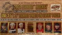 2003-04 Pacific Exhibit (Retail) Hockey