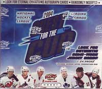 2003-04 Pacific Quest For the Cup (Hobby) Hockey