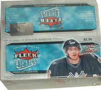 2005-06 Fleer Ultra (Retail) Hockey