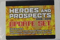 2005-06 In the Game Heroes & Prospects Update Set Hockey
