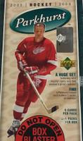2005-06 Parkhurst (Blaster) Hockey