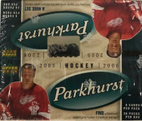 2005-06 Parkhurst (Retail) Hockey