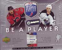 2005-06 Upper Deck Be A Player Signature Hockey