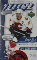 2005-06 Upper Deck MVP (Blaster) Hockey