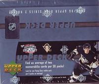 2005-06 Upper Deck Series 2 (Retail) Hockey