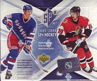 2005-06 Upper Deck SPX Hockey