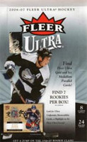 2006-07 Fleer Ultra (Hobby) Hockey